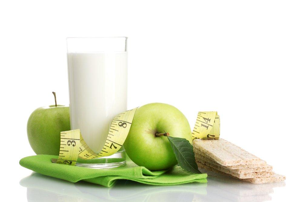 Три диета яблоками