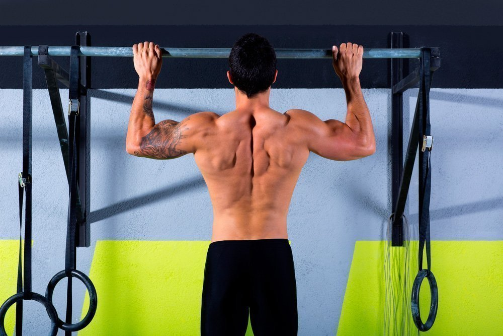 Упражнения для мышц, способствующие набору массы