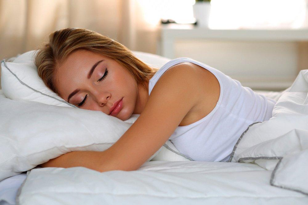 Какие процессы происходят в теле во время сна