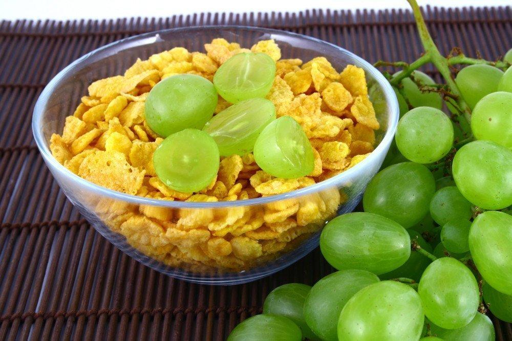 Варианты виноградной диеты: меню для похудения на четыре дня