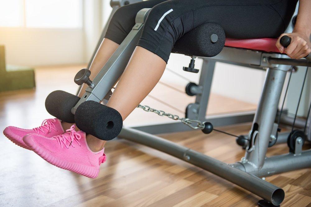 Физические упражнения через 2-6 месяцев после травмы