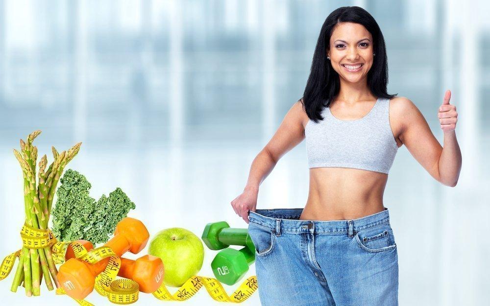 Похудение для женщин