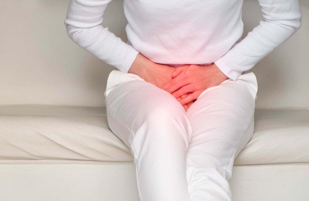 Клинические признаки при хроническом воспалении мочевого пузыря