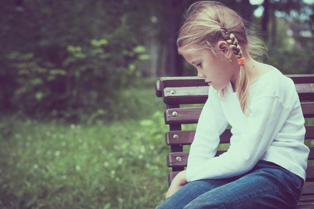 Типы тревожных расстройств у детей