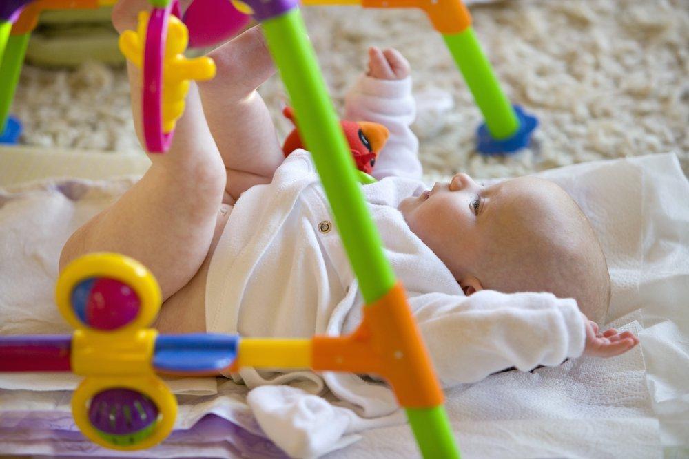Тестирование малышей от рождения до одного года