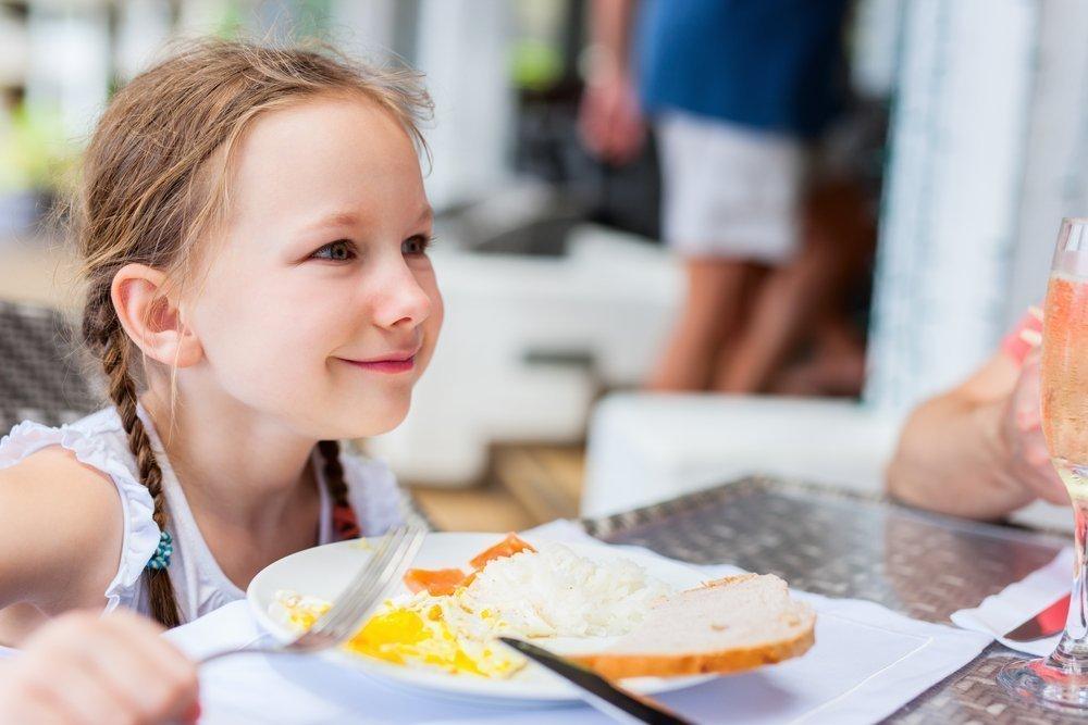Детское питание вчера и сегодня