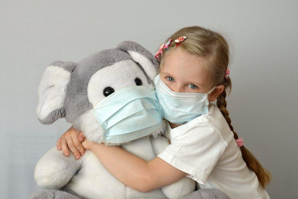 С какого возраста надо надевать маску ребенку?