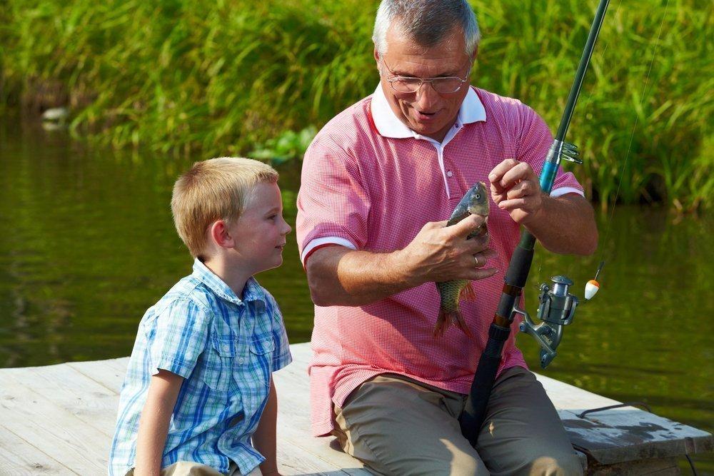 Рыбалка новое