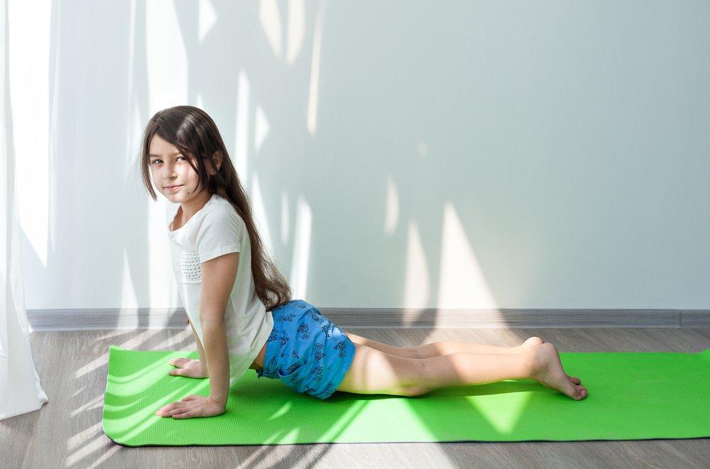 Физическое развитие детей с помощью гимнастики, как первый шаг к здоровому образу жизни в будущем