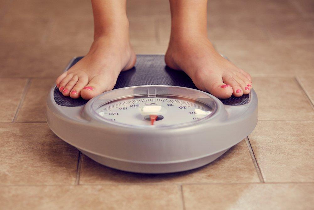 Почему происходит снижение веса