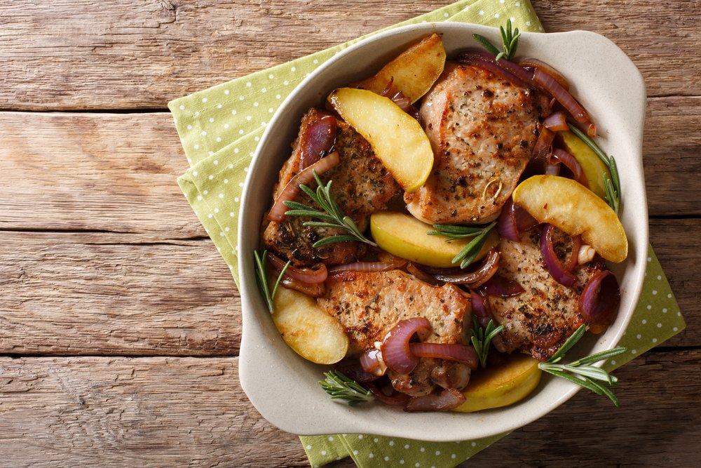 Рецепты блюд и напитков из яблок
