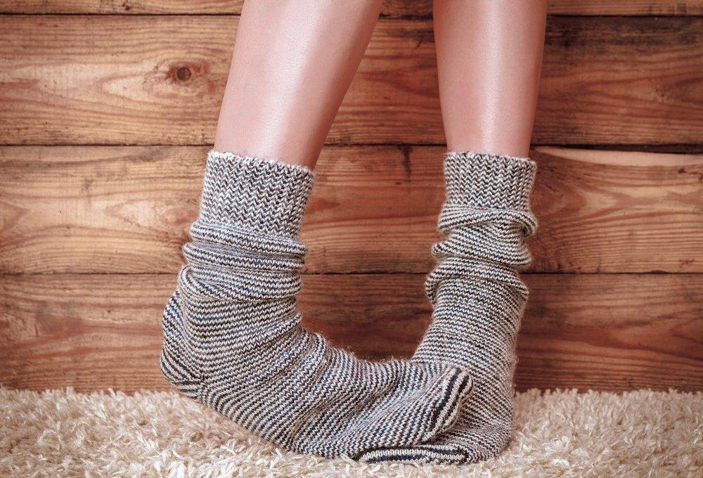 Советы для профилактики синдрома холодных ног
