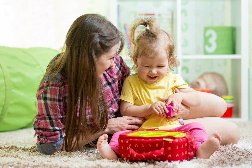 Первые кружки ребенка: раннее развитие