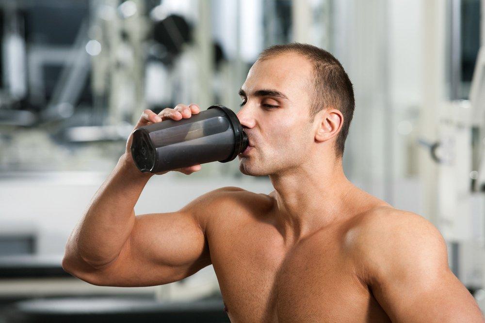 Употребление протеина при занятиях фитнесом