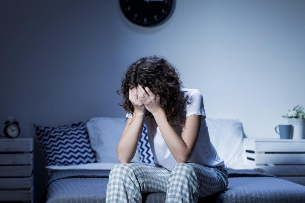 Отсутствие сна: последствия для здоровья