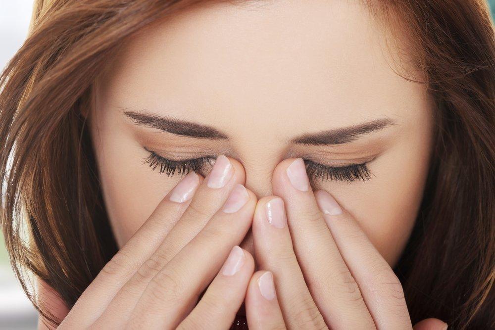Симптомы вирусного конъюнктивита