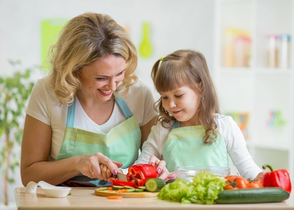 Правила приготовления супов-пюре для малышей