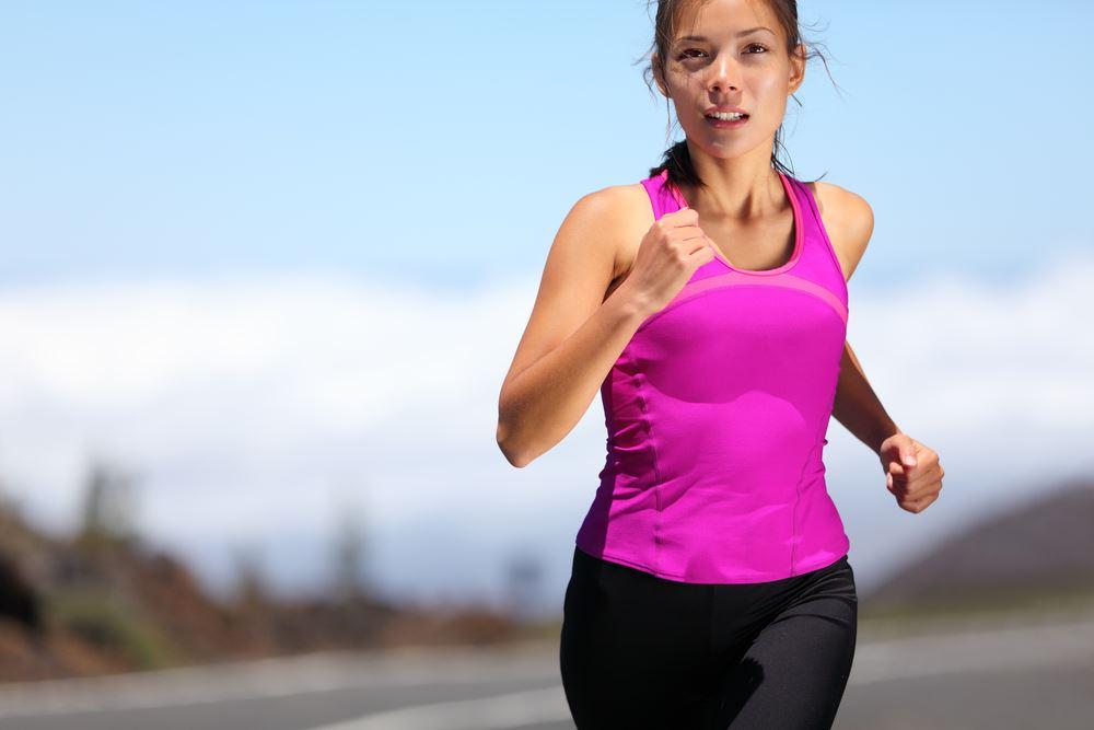 Как избавиться от лишнего веса при помощи бега?