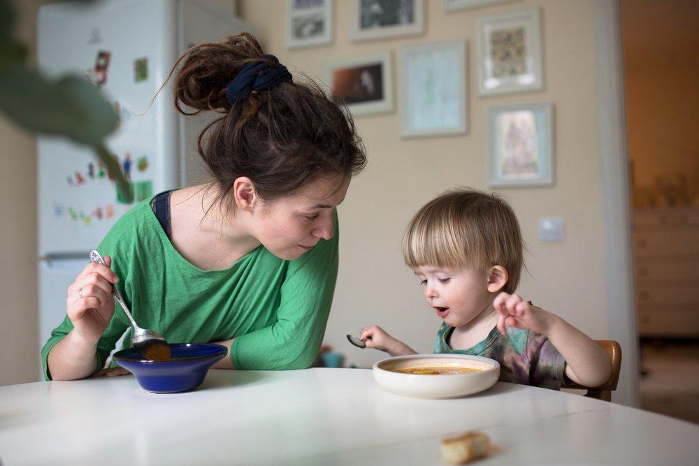 Самостоятельность и послушание ребенка