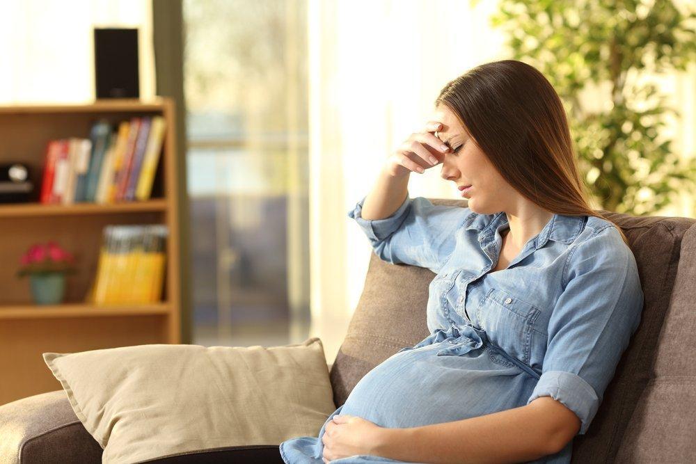 Риски для ребенка и женщины