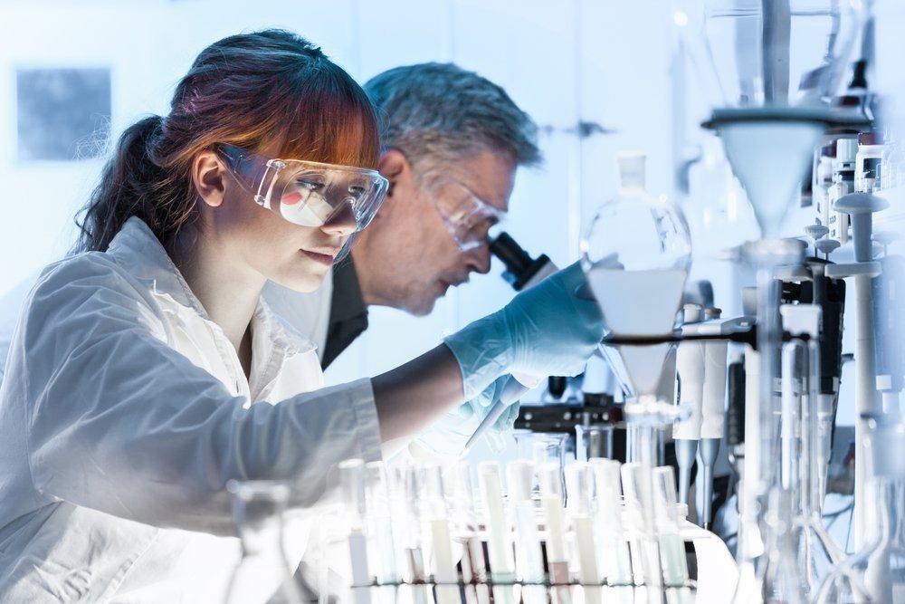 Желатин в лаборатории