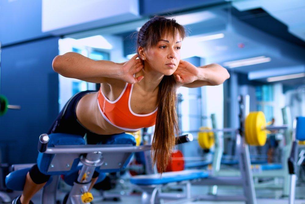 Фитнес дома и в спортзале