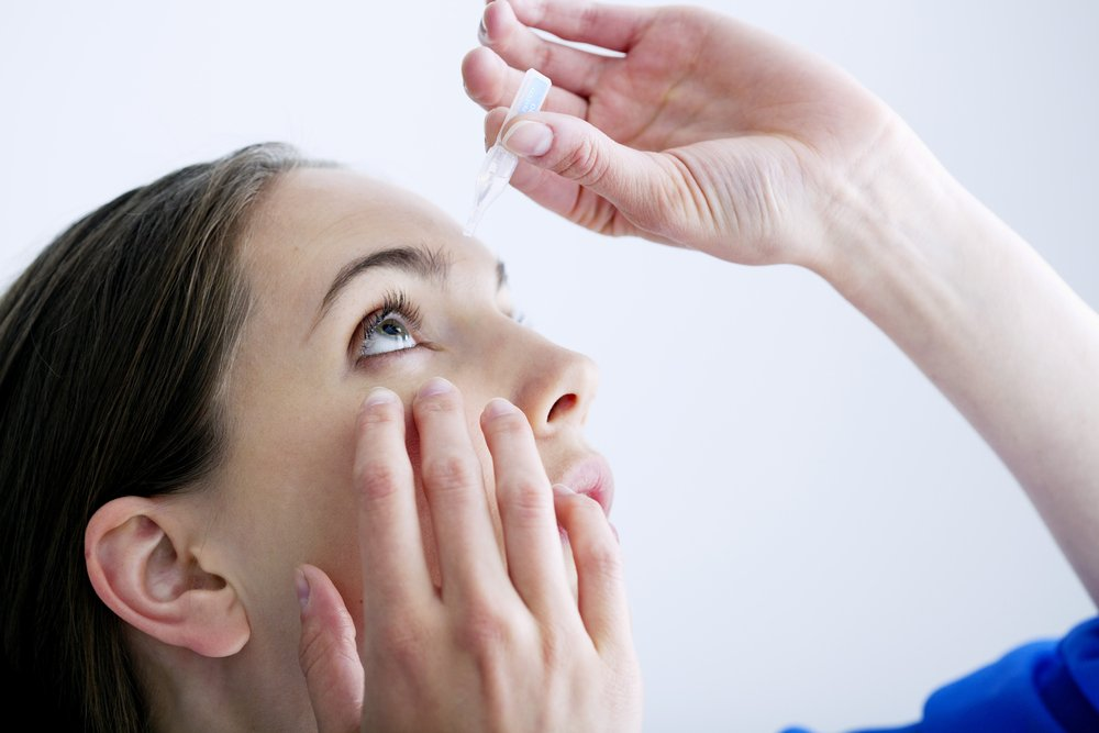 Лечение конъюнктивита у взрослых
