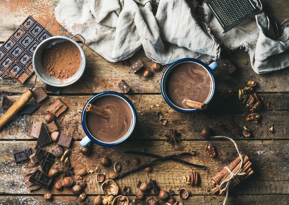 Борьба с депрессией вместе с какао