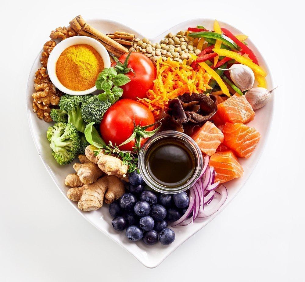Продукты для профилактики болезней сердца