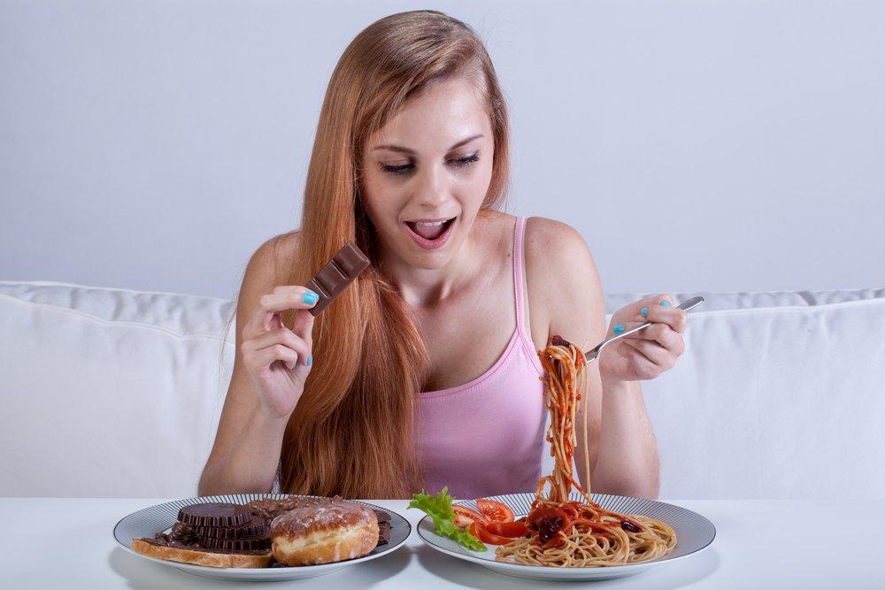 Поведение подростков при булимии