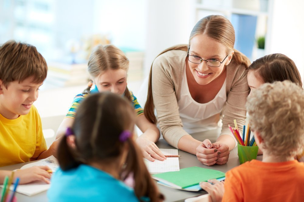 Развитие ребенка в первом классе