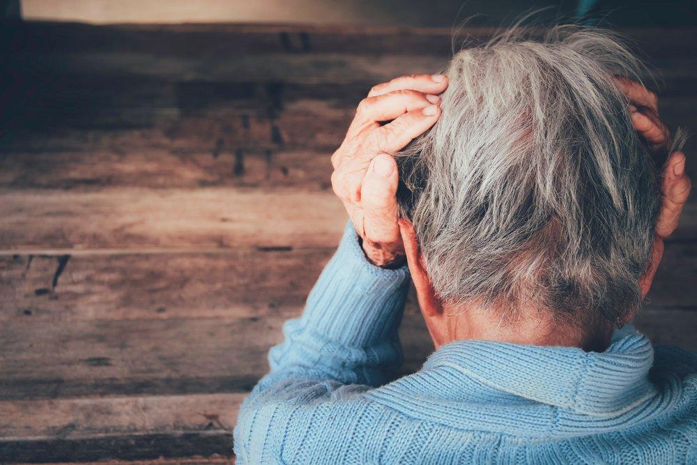 Симптомы при сенильной деменции