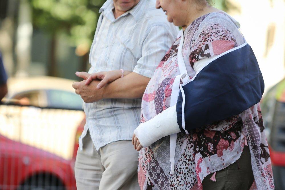 Опасность остеопороза — тяжелые переломы