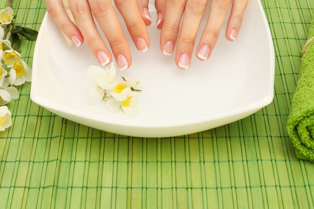 Ванночки для здоровых и красивых ногтей