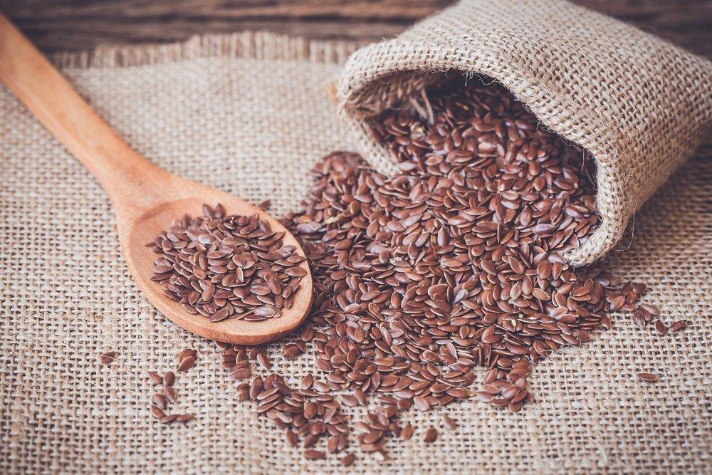 Семена растений в лечении и профилактике заболеваний