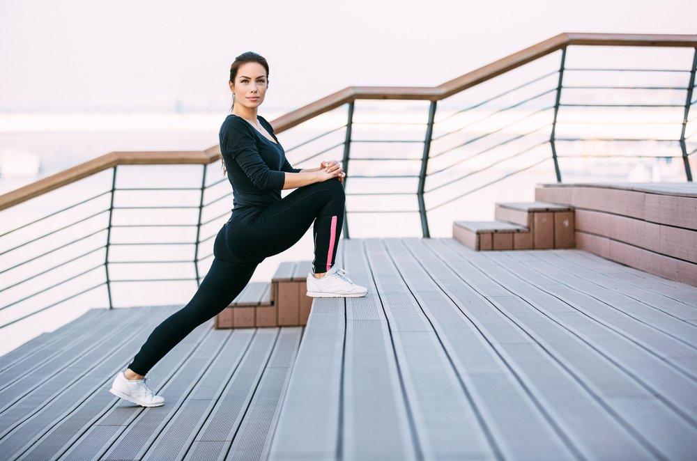 Комплексы упражнений для растяжки разных мышц