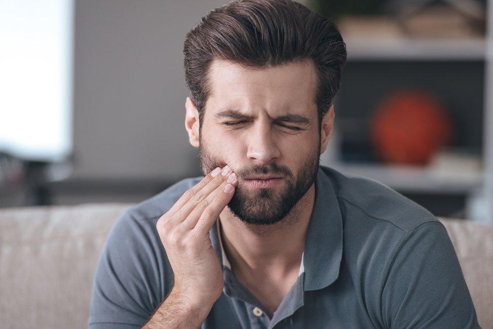 Симптомы травм зубов