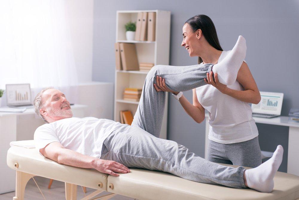Скованность движений после эндопротезирования суставов