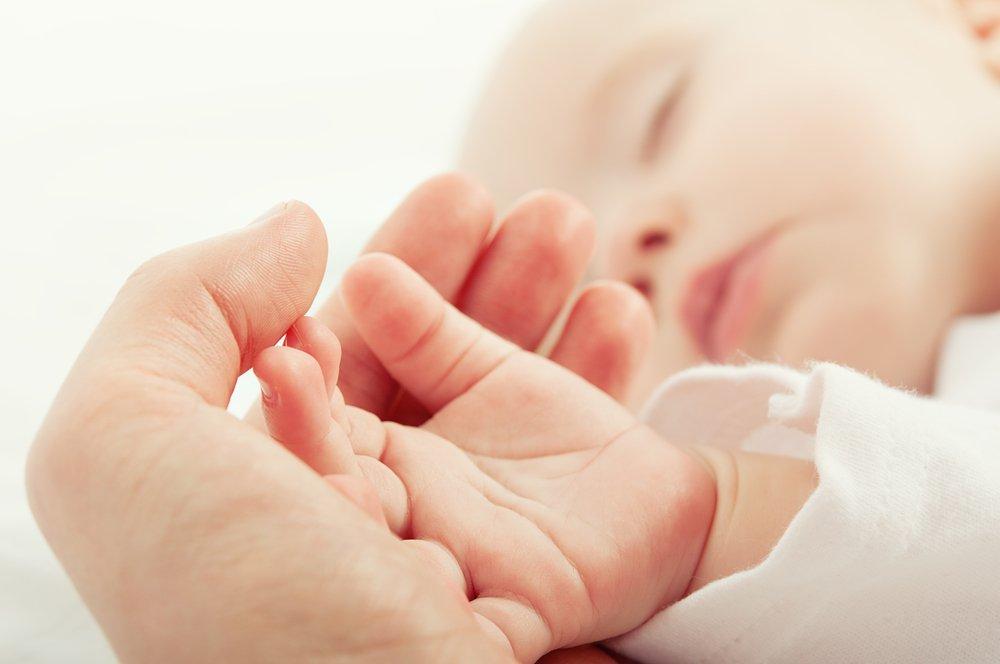 Проблемы новорожденных малышей