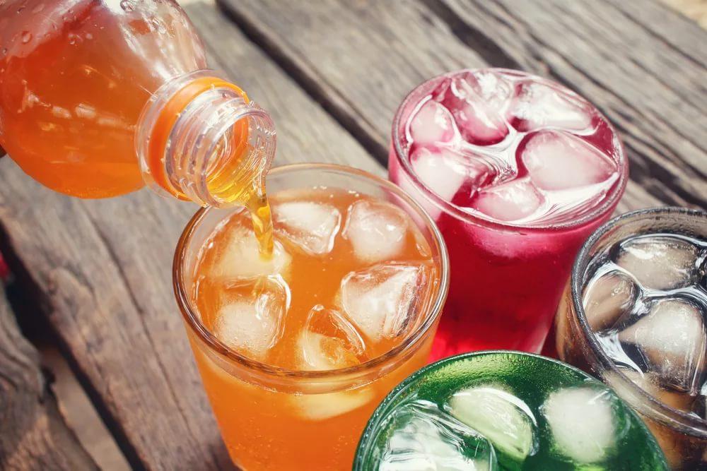 1. Сладкие напитки: ухудшение памяти