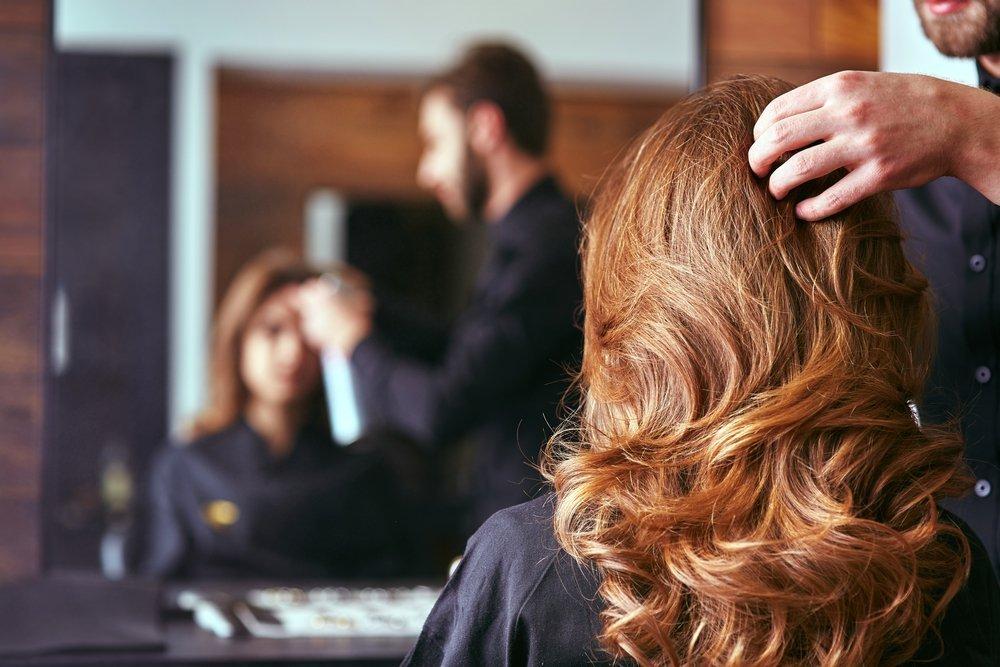 Посещение парикмахерских при беременности