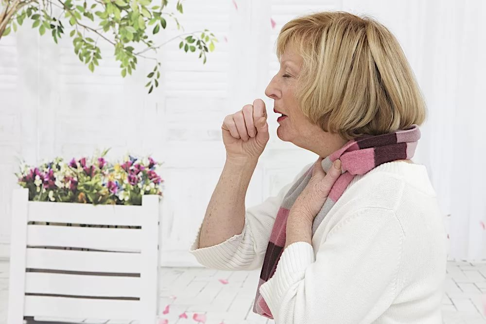Респираторные проявления аллергии: кашель, насморк и удушье