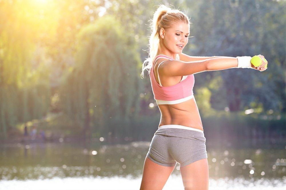 Упражнения, которые можно выполнять после кесарева сечения