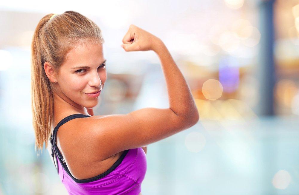 Комплекс упражнений для подростков