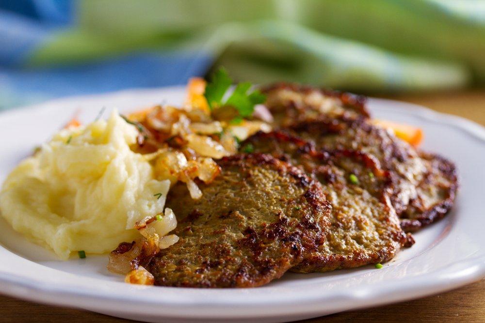 Печень говяжья: рецепты вкусных блюд