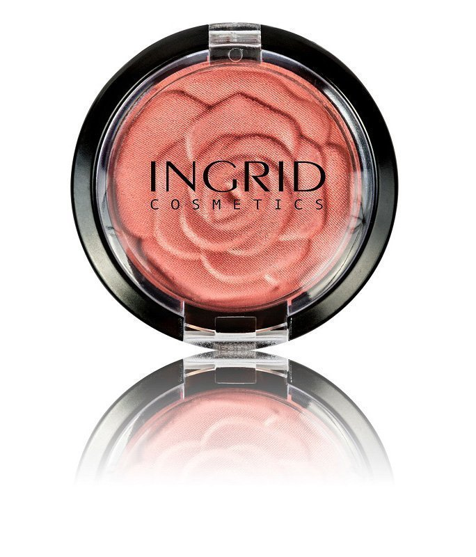 Ingrid Cosmetics Satin Touch Blush, Румяна, 3,5 г Источник: faceandlook.pl