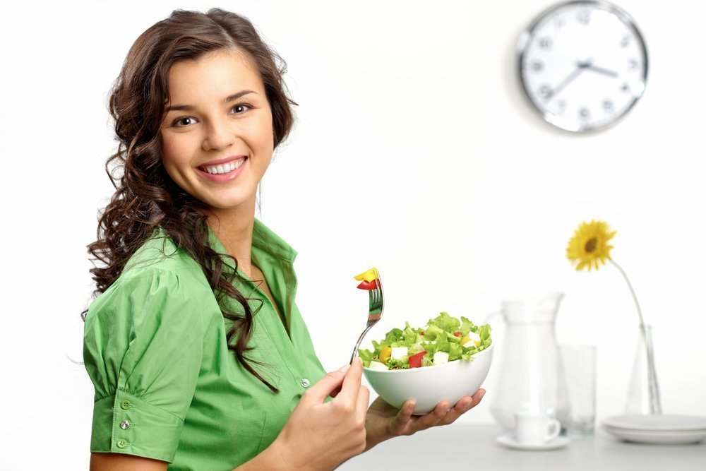 Планируйте рацион питания на несколько дней вперед