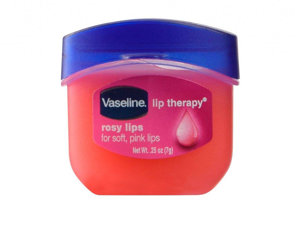 Вазелин для губ Rosy Lips, «Unilever», 7 г Источник: c4.q-assets.com