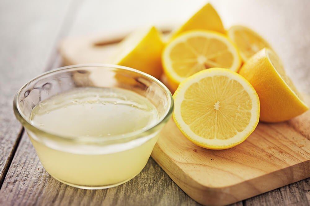 Лимонный сок с витамином С