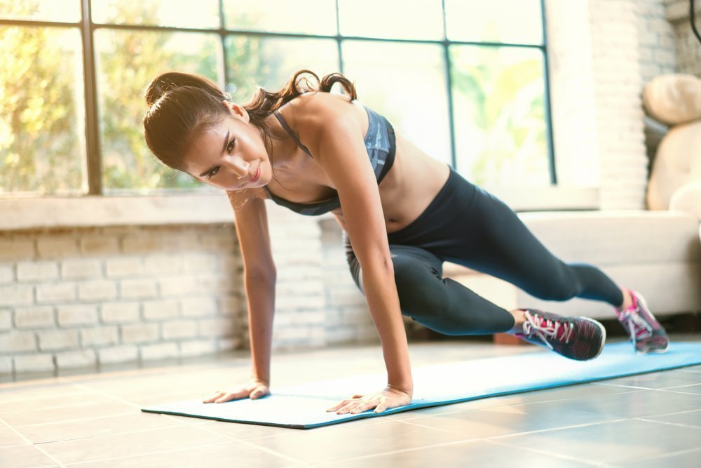 Фитнес комплекс упражнений похудения